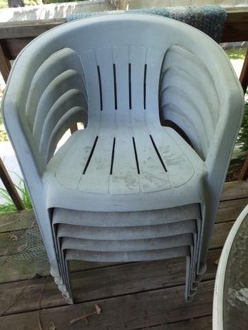 Rubbermaid Chairs