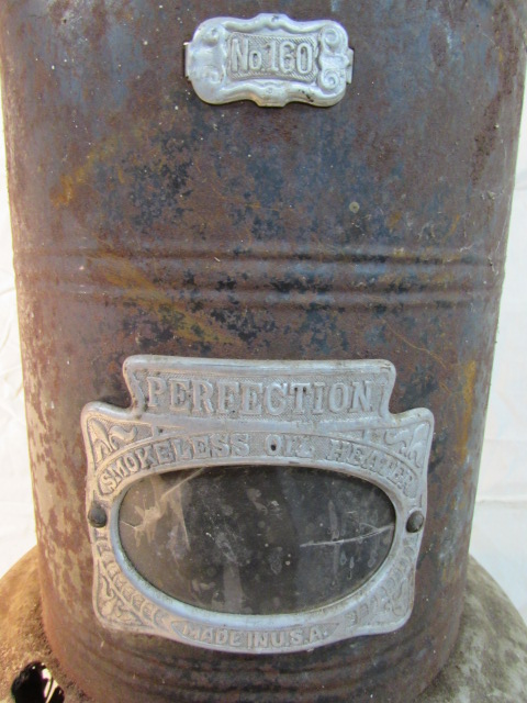 Lot Detail Vintage Perfection Smokeless Oil Heater
