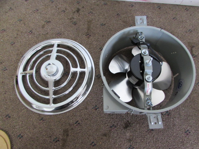 King Of Fans Replacement Parts : Air king bathroom exhaust fan replacement parts