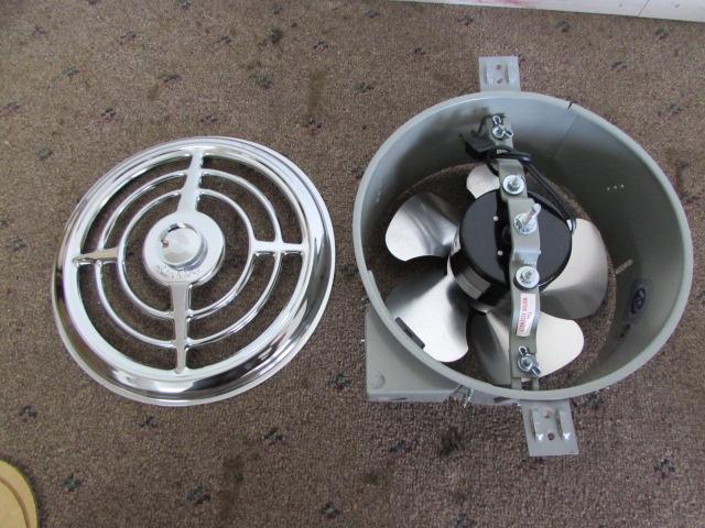 Berns Air King Bathroom Exhaust Fan