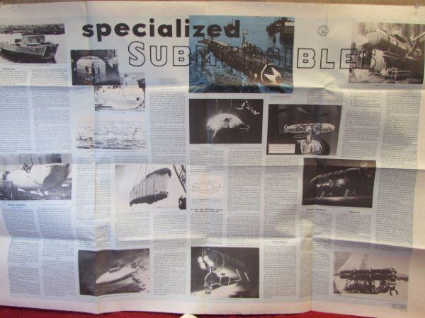 Lot Detail Vintage Navy Memorabelia Pilots Charts