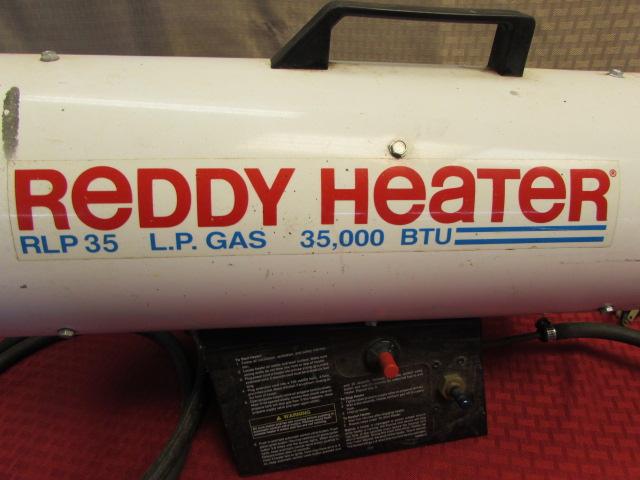 Reddy Heater 35000 Btu Manual