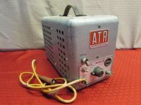 RUN YOUR APPLIANCES WHILE YOU CAMP - ATR DC/AC INVERTER