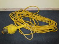50 EXTENSION CORD WITH SEALED BULB