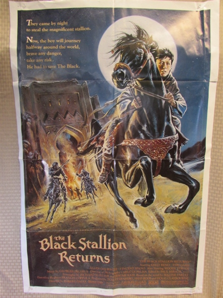 Lot 11 The Black Stallion Series Books by Walter Farley