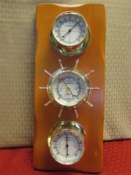 Lot Detail Gold Tone Elgin Quartz Glass Dome Pendulum