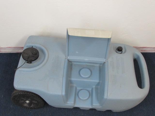 Lot Detail Plastic Rv Waste Water Tank