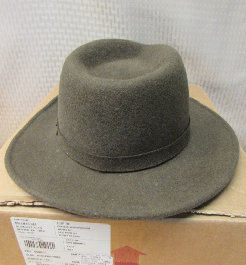 Cabelas Hats Caps: NEVER WORN CABELA'S WOOL-LITE FELT OUTBACK HAT