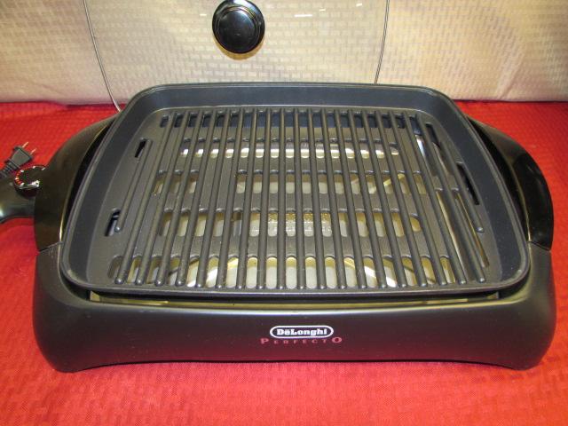 delonghi perfecto indoor grill manual