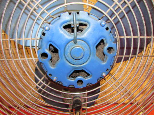 High Velocity Air Circulator : Lot detail whatever blows your hair back patton high