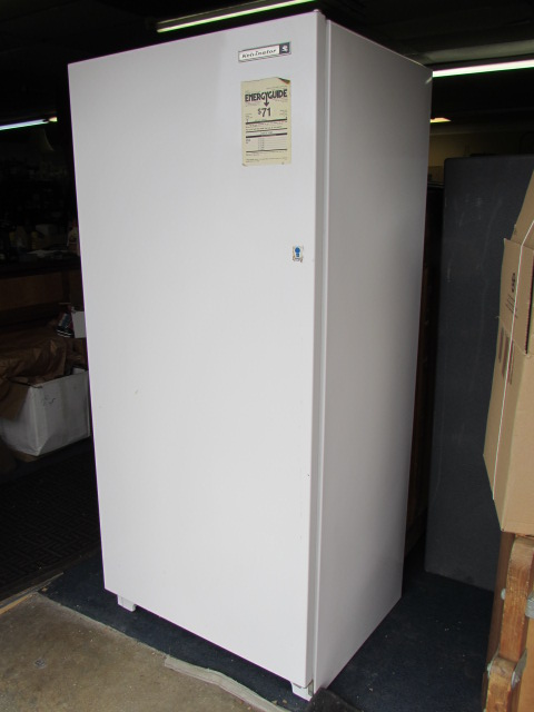 super cool kelvinator trimwall upright freezer - Upright Deep Freezer
