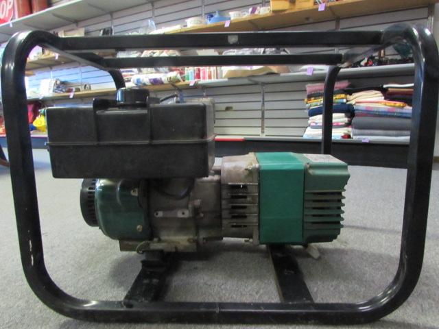 Lot Detail - COLEMAN POWERMATE 4000 WATT GENERATOR