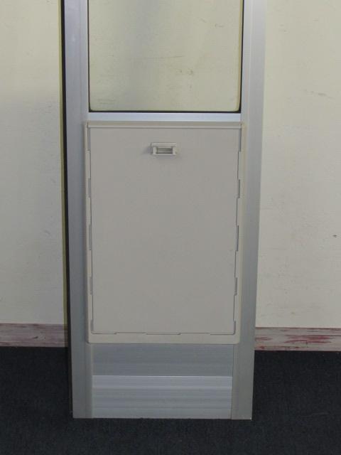 Lot detail ideal pet products fast fit patio pet door for Ideal dog door