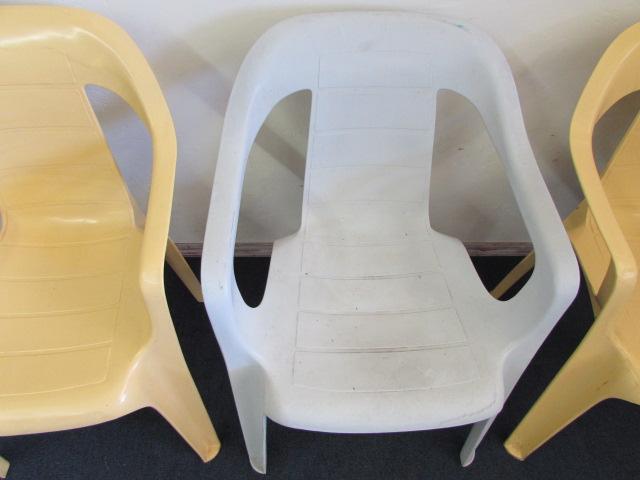 New Design Hot Outdoor Plastic Chair In Garden Stackable