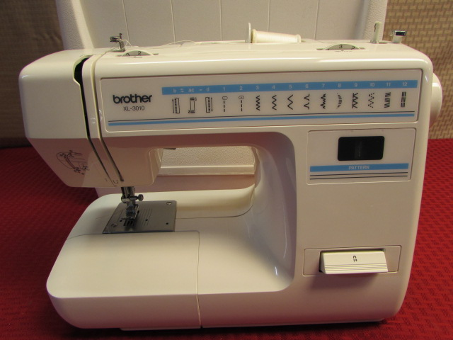 brother xl 4040 sewing machine manual