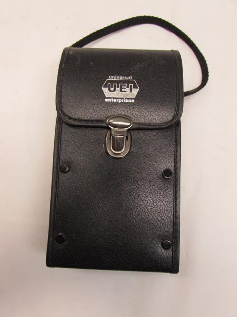 Analog Clamp Meter : Lot detail uei analog clamp meter