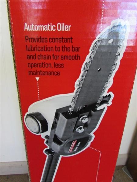 Craftsman universal pole saw attachment