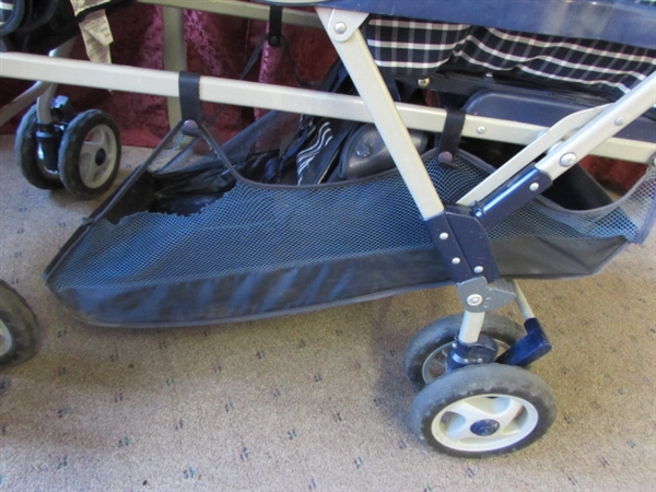 peg perego duette double stroller manual