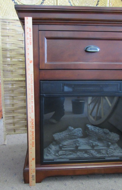 Lot Detail Electric Fireplace