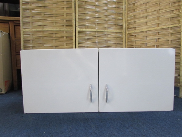 VINTAGE WARDS SIGNATURE STEEL KITCHEN CABINET