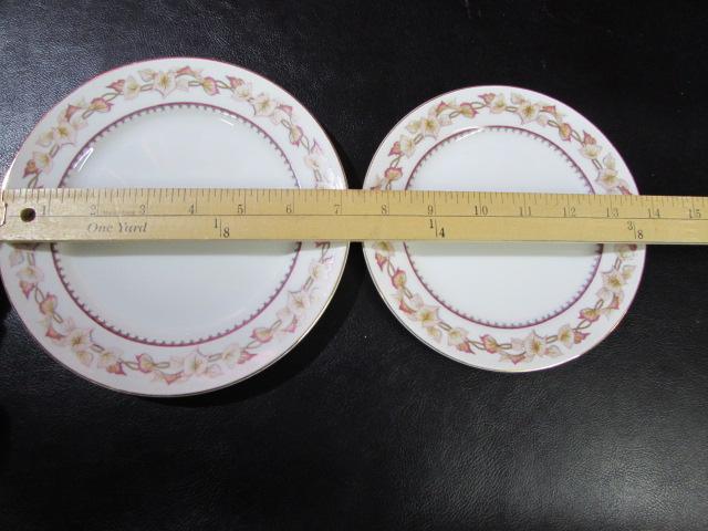 ... OCCUPIED JAPAN HARTFORD NARUMI CHINA DINNERWARE SET & Lot Detail - OCCUPIED JAPAN HARTFORD NARUMI CHINA DINNERWARE SET