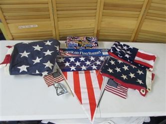 PATRIOTIC FLAG COLLECTION