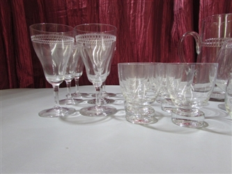 BEAUTIFUL GLASSWARE AND MORE