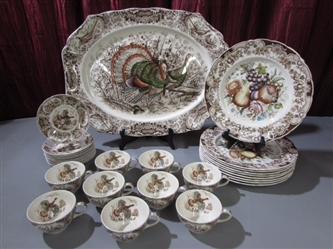 WINDSOR WARE DINNERWARE