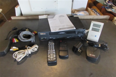 EMERSON VCR AND MORE