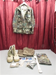 MILITARY/HUNTING GEAR