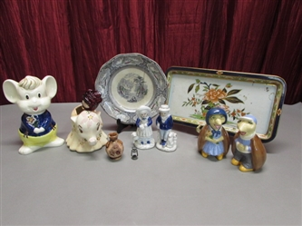 COLLECTABLE FIGURINES AND MORE