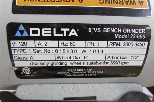 Pleasant Lot Detail Delta 6 Vs Bench Grinder Gmtry Best Dining Table And Chair Ideas Images Gmtryco